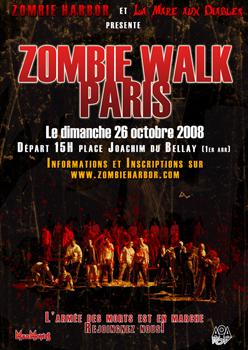 Dim. 26 octobre - Grande marche zombie à Lyon et Paris ! Affiche_zday_paris_p